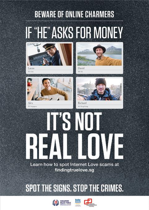 Internet Love Scam