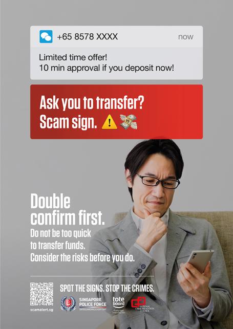 Urgent money transfers