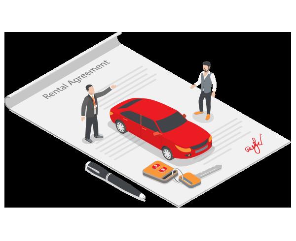 Car Rental Scam