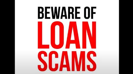 Beware of Loan Scams!